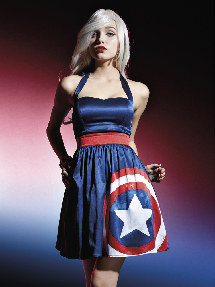 Captain-America-Halter-Dress-04212015