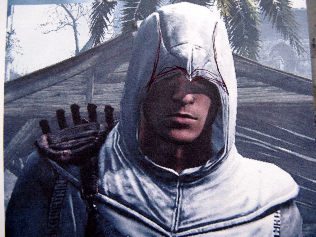 Altair Assassin's Creed Hood