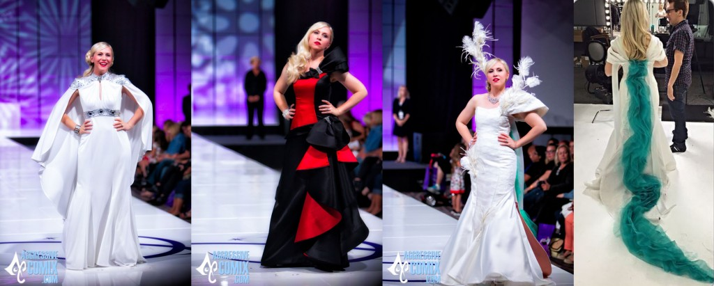 Ashley Eckstein Her Universe dresses 2015
