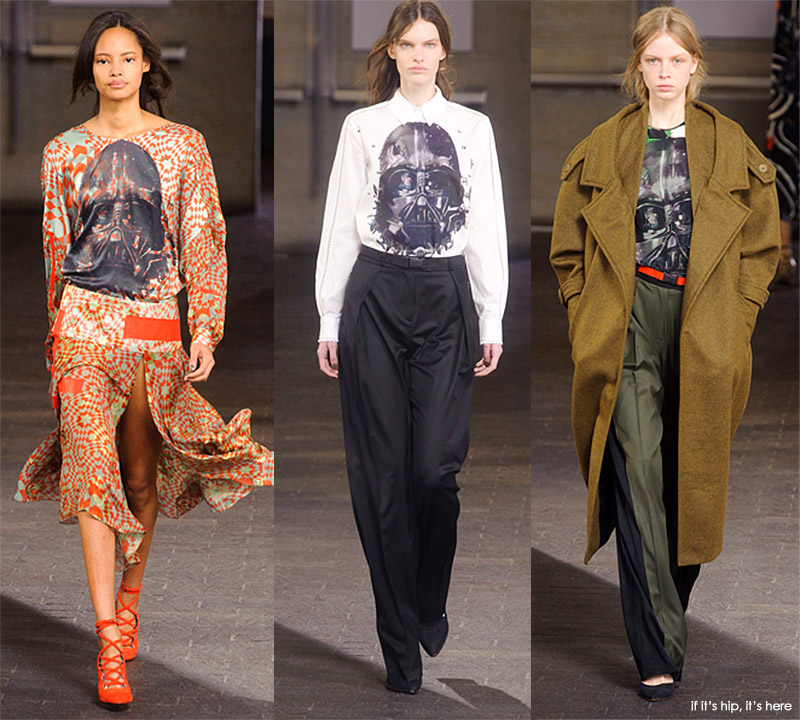 Preen star wars fashion