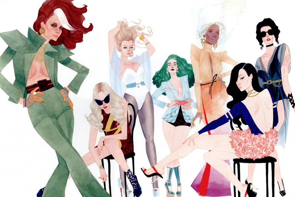 Kevin Wada X-Fashion