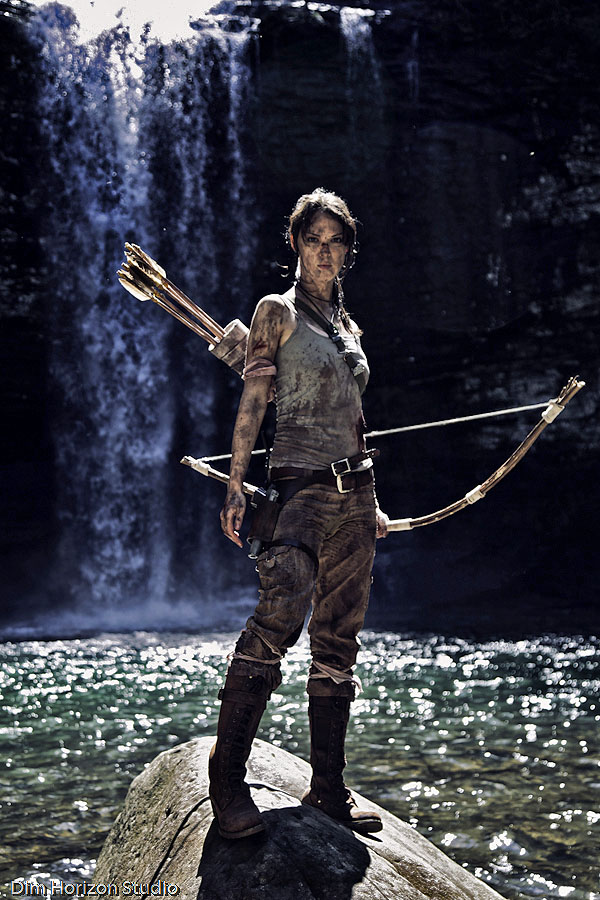 Tomb Raider The Lady Nerd