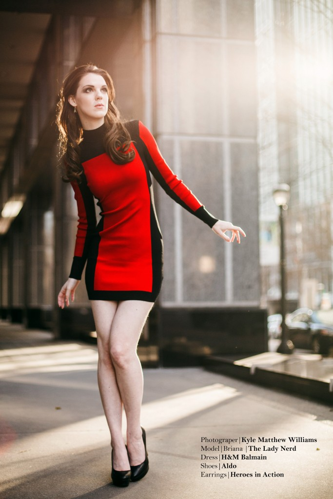 Star Trek Fashion dress