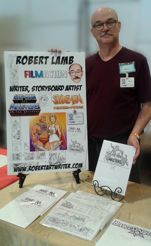 Robert Lamb Filmation