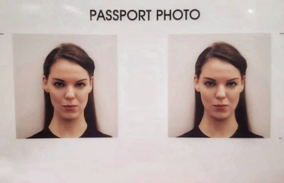 The Lady Nerd Passport Photos